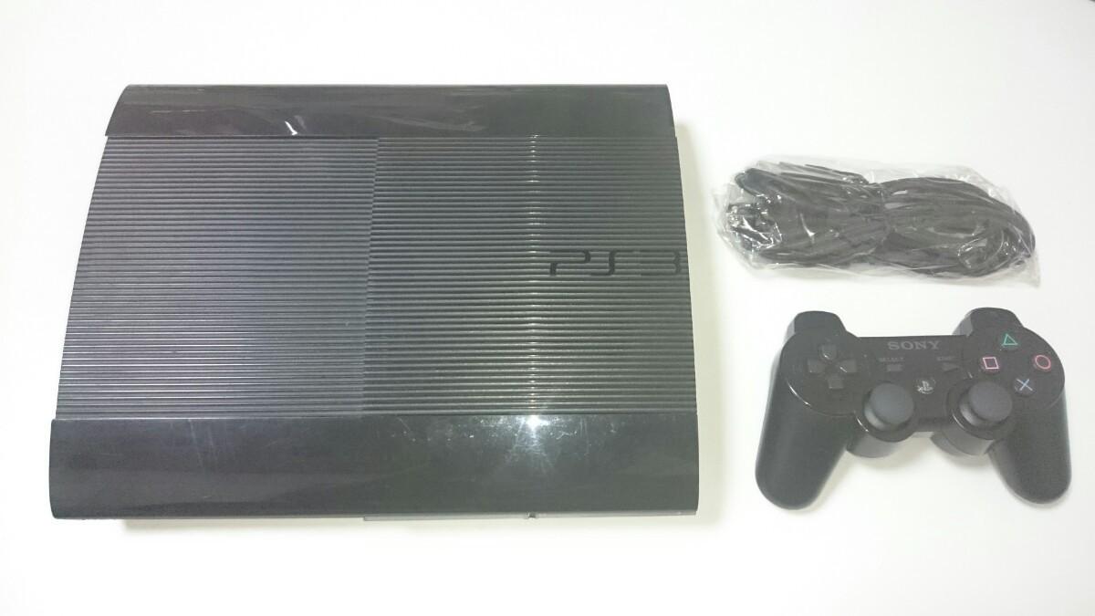 SONY PlayStation3 CECH-4000B(250GB)