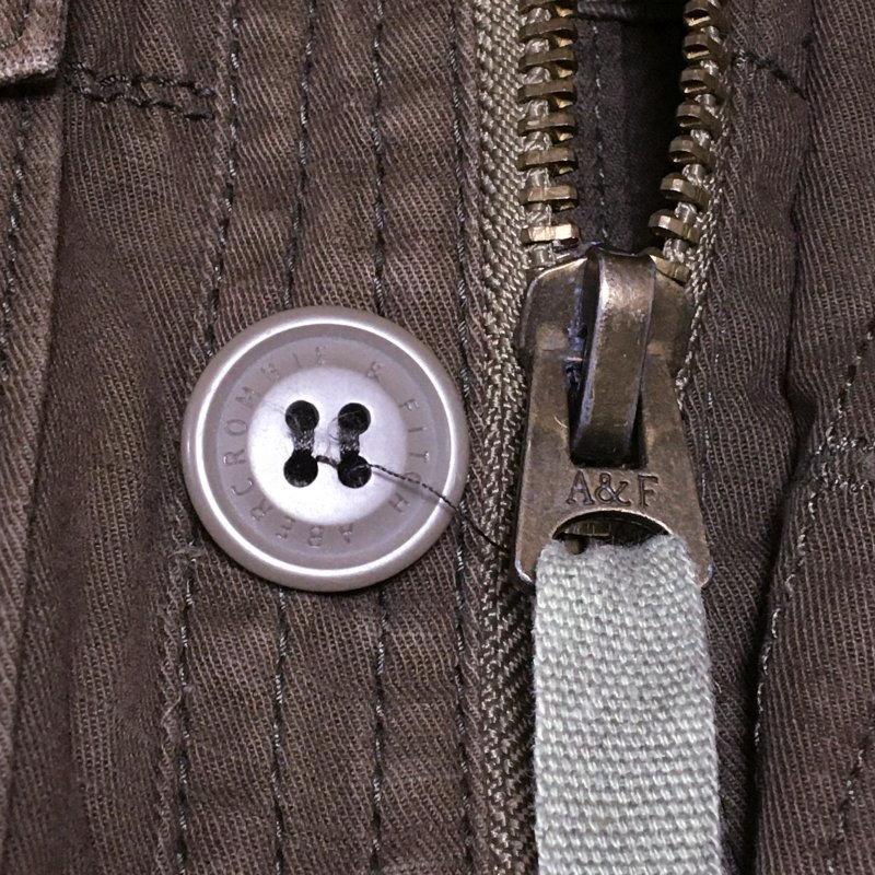 《郵送無料》■Ijinko◆アバクロンビー&フィッチ ( Abercrombie & Fitch)New York Sentinel M サイズジャケット