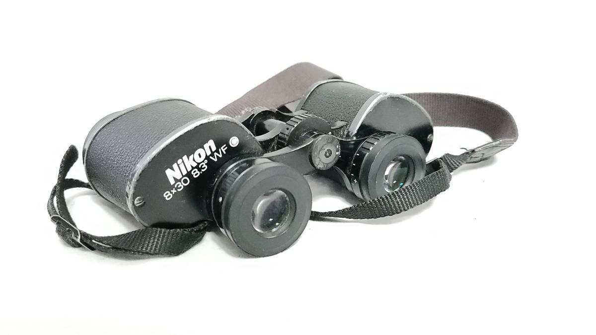 送料無料♪【Nikon双眼鏡】ニコン 双眼鏡 8×30 8.3°WF_画像5