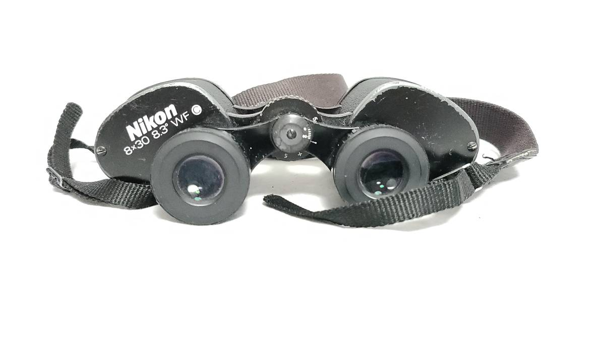 送料無料♪【Nikon双眼鏡】ニコン 双眼鏡 8×30 8.3°WF_画像6