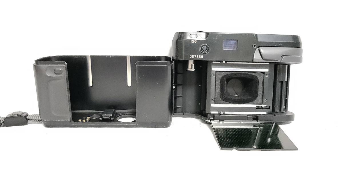 送料無料♪動作良好【CONTAXフィルムカメラ】コンタックス T Carl Zeiss Sonnar 38mm F2.8_画像7