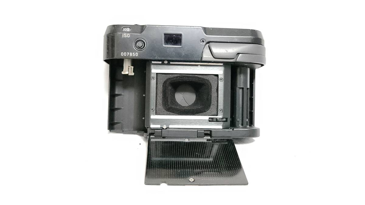 送料無料♪動作良好【CONTAXフィルムカメラ】コンタックス T Carl Zeiss Sonnar 38mm F2.8_画像8