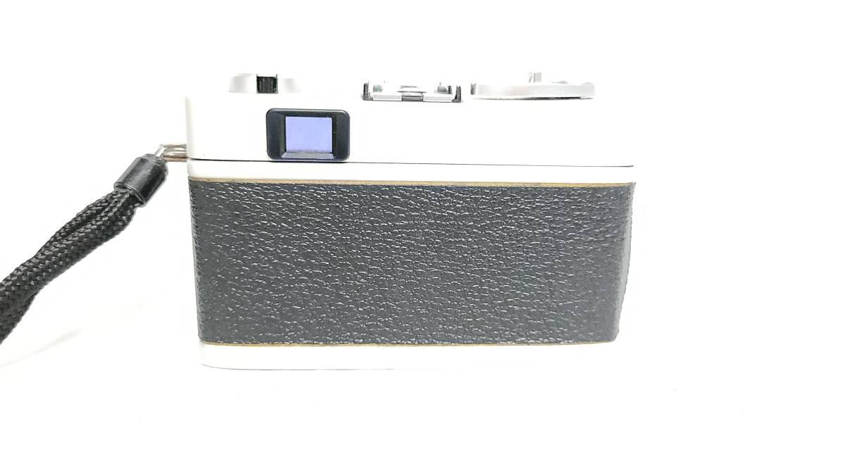 送料無料♪動作良好【KONICAフィルムカメラ】コニカ KONICA C35 E&L 38mm F2.8 コンパクトフィルムカメラ  _画像6