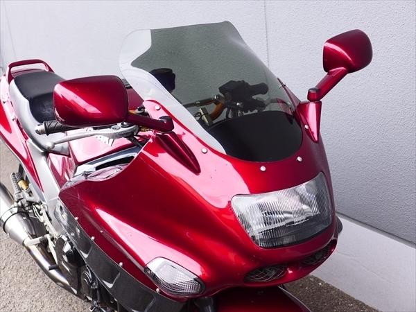 「【07TG19】1998年式 ZZR1100-D メンテナンスベース カスタム車♪」の画像3
