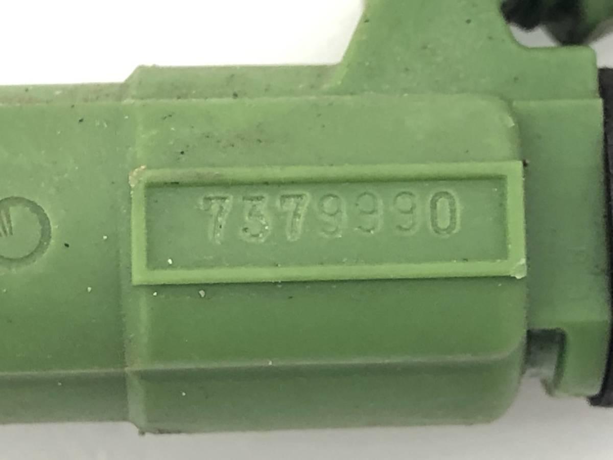 _b42931 三菱 ミニカ ヴォイス 2ドア GF-H42A インジェクター デリバリーパイプ 3G83 H42V H47A H47V_画像5