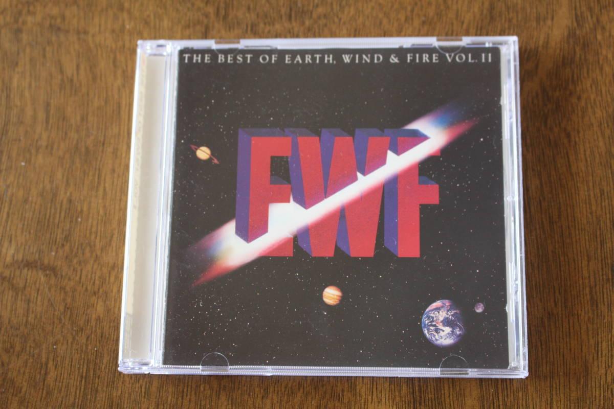 ■送料無料■THE BEST OF EARTH,WIND&FIRE VOL.11■アース・ウインド&ファイアー EW&F■