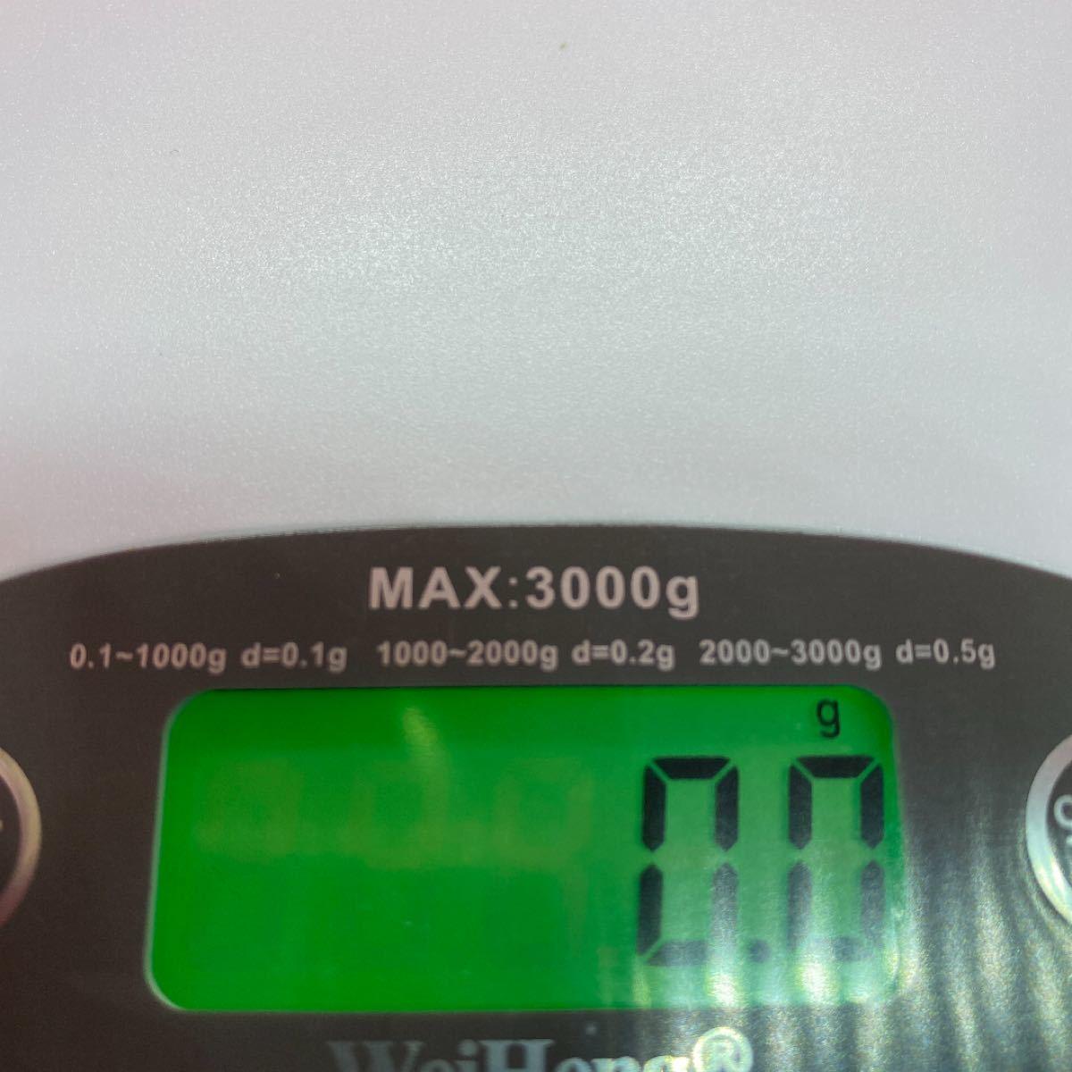 キッチンスケール デジタルスケール3kg