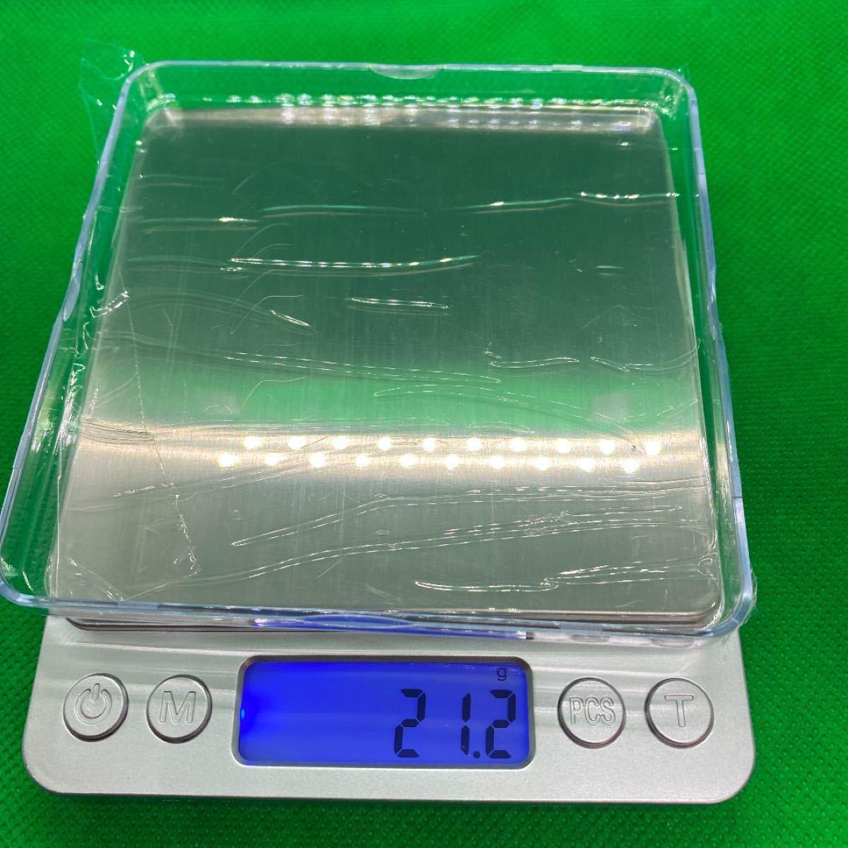 キッチンスケール 3kg はかり 0.1g 電子秤