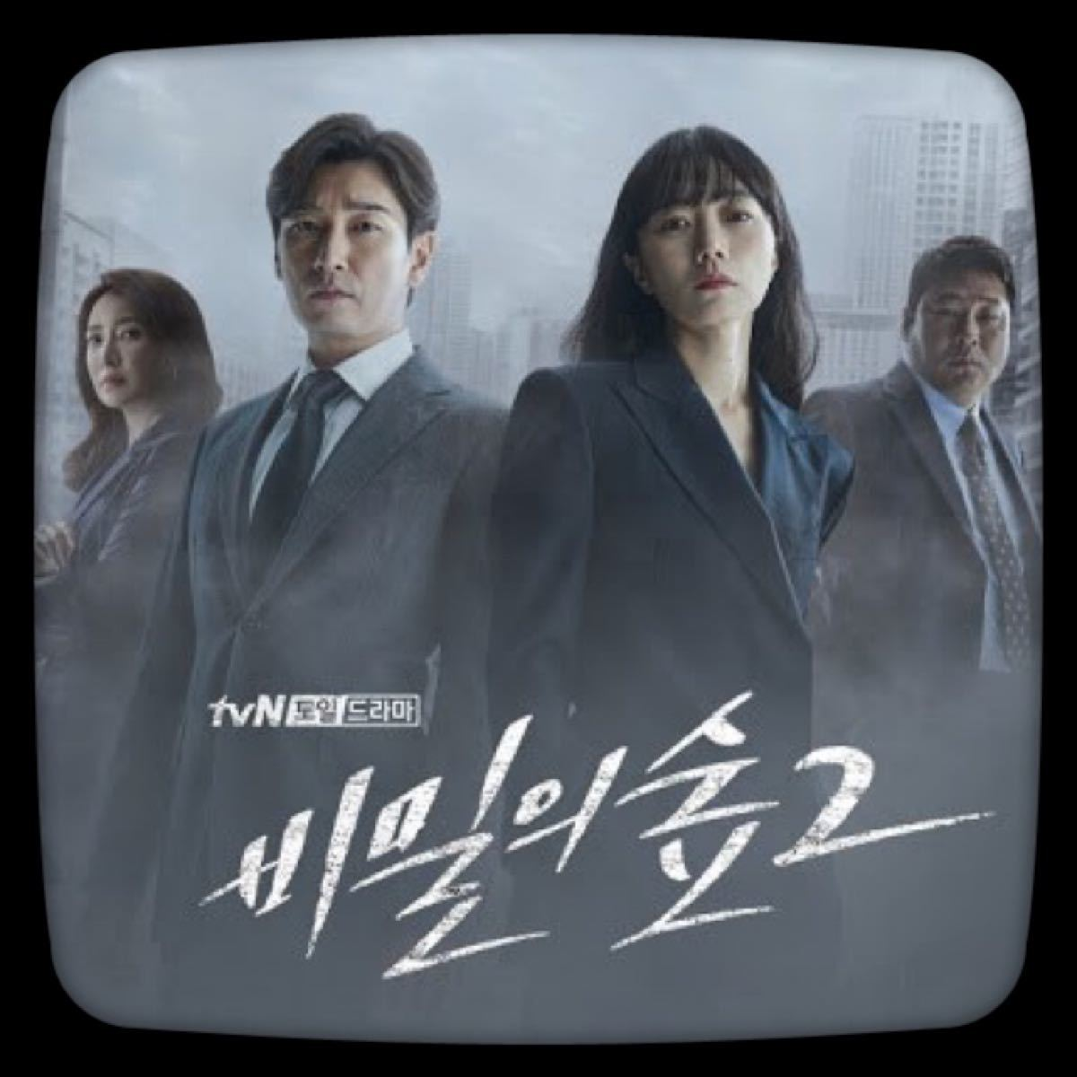 【秘密の森2】Blu-ray 韓国ドラマ 韓流
