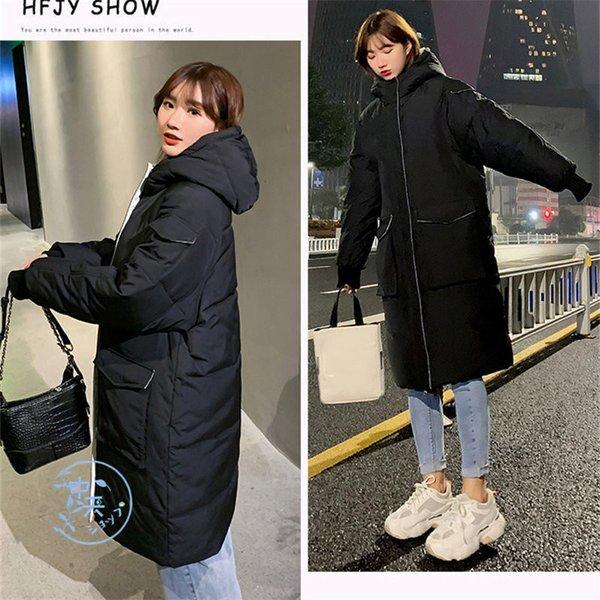 ミディアム丈ダウンコート ダウンジャケット レディース 防寒コート 中綿コート 大きいサイズ アウター フード付きダウンコート 防風 防