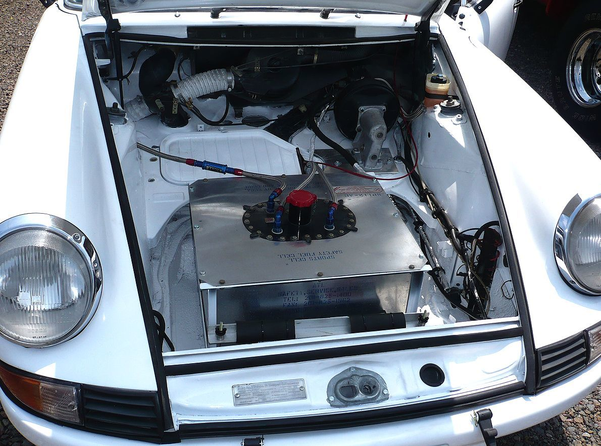 「1973 911E ポルシェ ナロー レース対応車両 改造多数 」の画像2