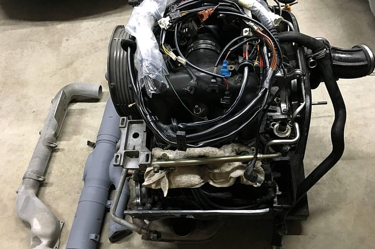 「1972 ポルシェ 911 3.6 993エンジン搭載」の画像3