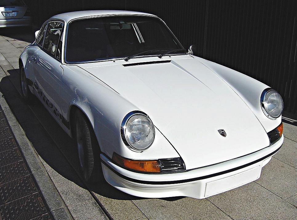 「1972 ポルシェ 911 3.6 993エンジン搭載」の画像1