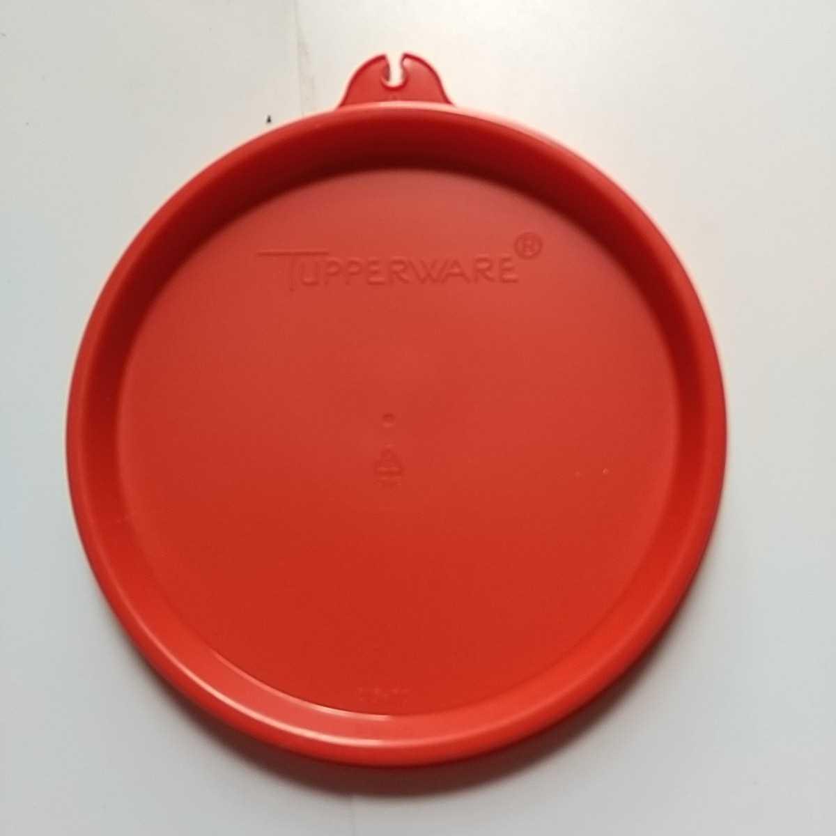 タッパーウェア Aシール スピーディーチョッパー用 赤_画像1