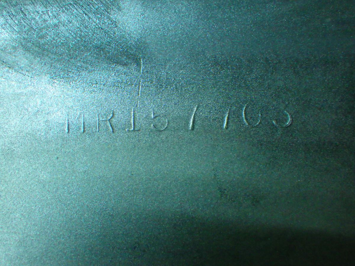 三菱 H58A パジェロミニ ボンネットダクト 180320189_画像6