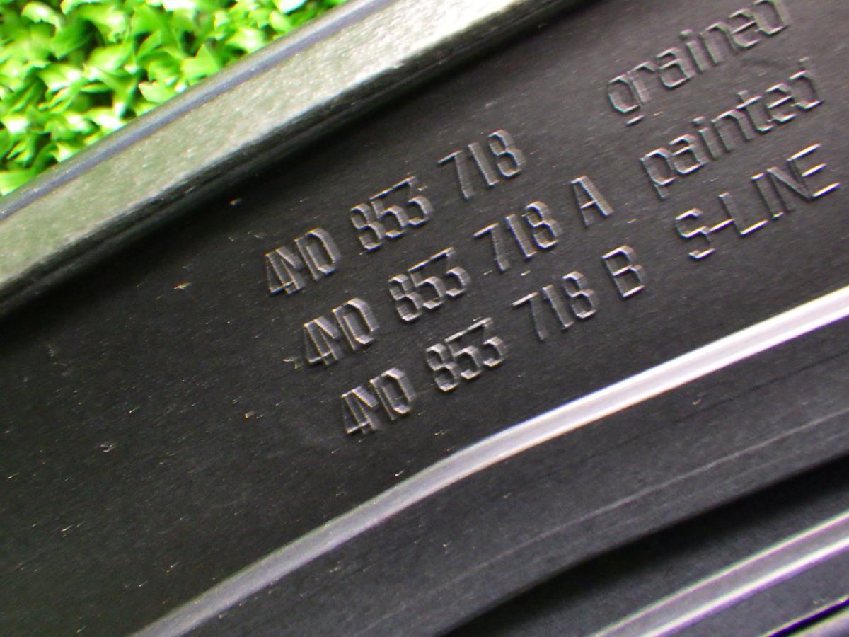 アウディ  Q7 4M 右フロントホイールカバー 未使用品 180623159_画像5