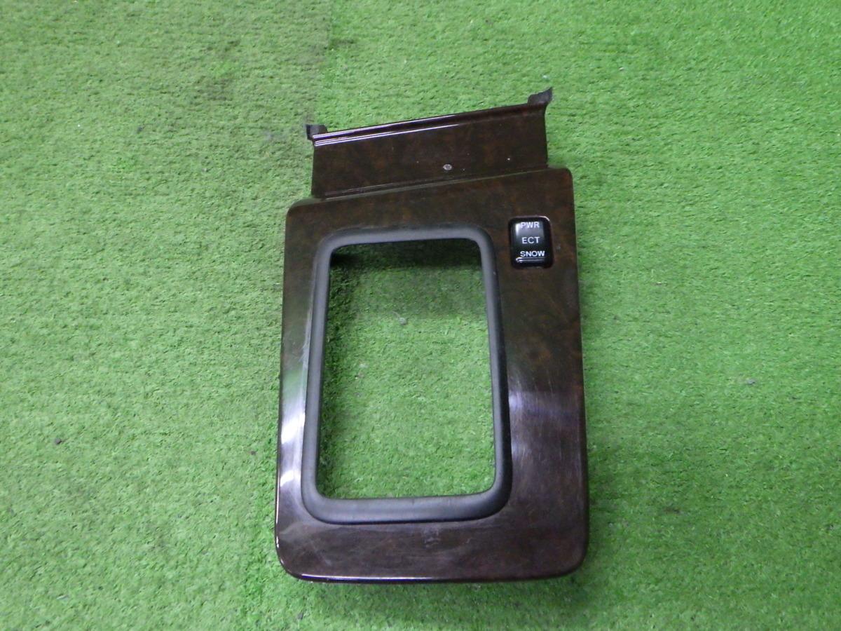 トヨタ GX100/JZX100 チェイサー シフトパネル 180827061_画像1