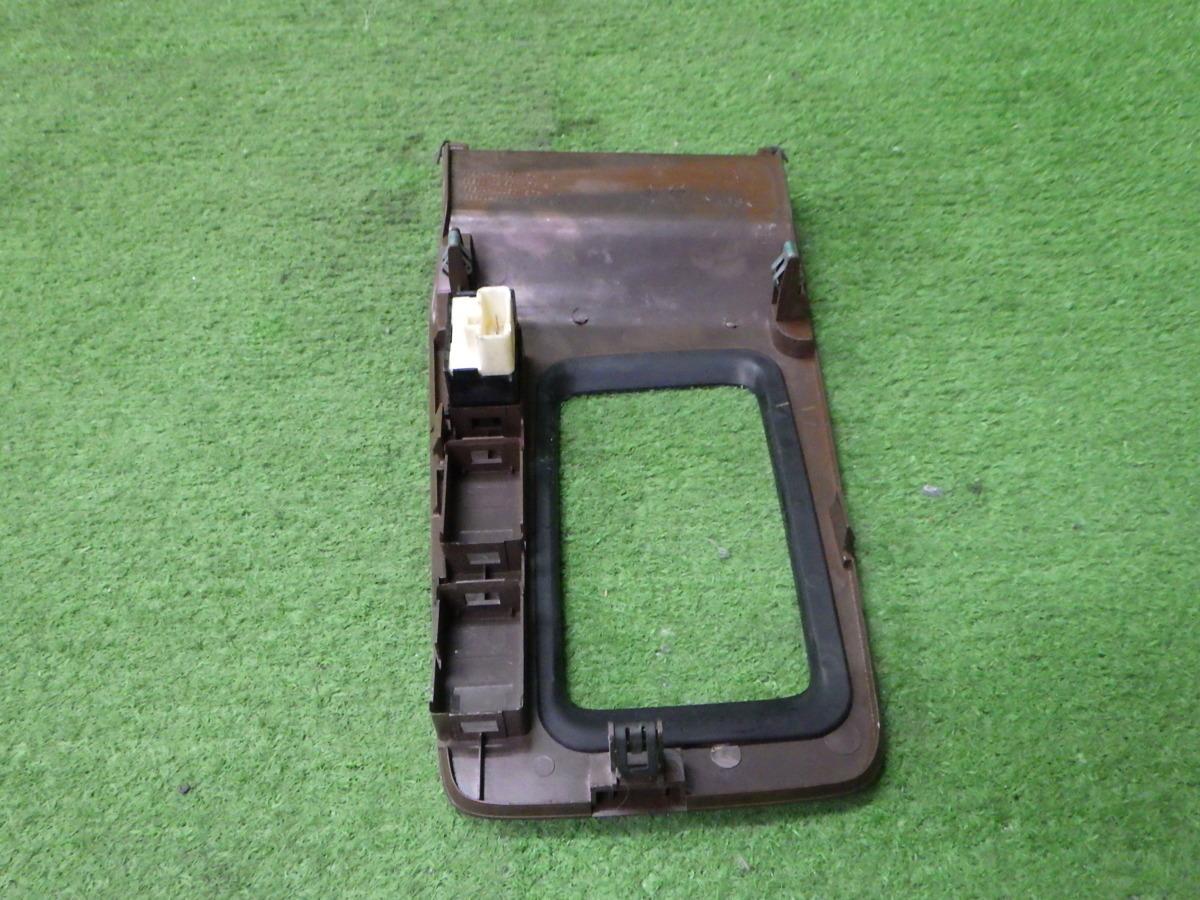 トヨタ GX100/JZX100 チェイサー シフトパネル 180827061_画像4