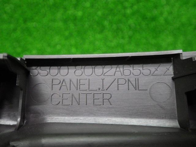 三菱 H58A パジェロミニ  オーディオパネル 190329152_画像6