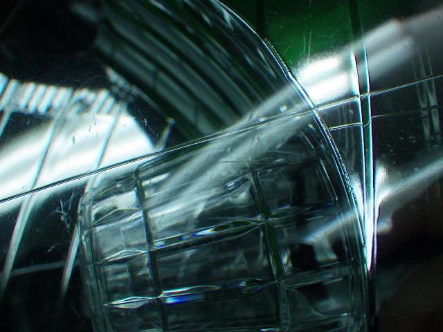 トヨタ 90 ランドクルーザープラド 左コーナーレンズ 200218141_画像2
