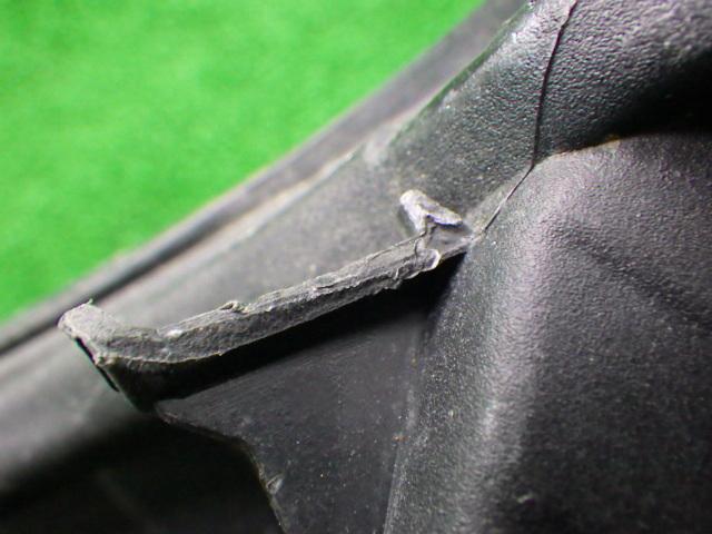 トヨタ 90 ランドクルーザープラド 左コーナーレンズ 200218141_画像7