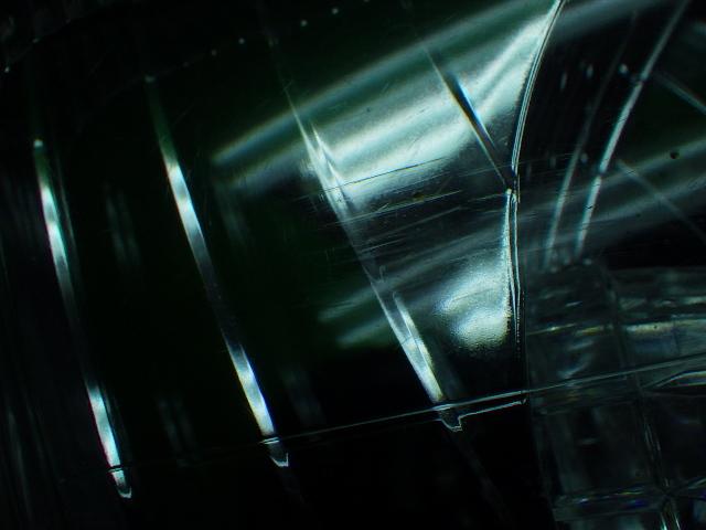 トヨタ 90 ランドクルーザー プラド 右コーナーレンズ VA200218151_画像2