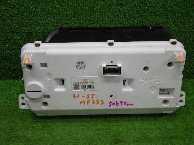 スズキ MF33S MRワゴン スピードメーター 50690km 200612113_画像5