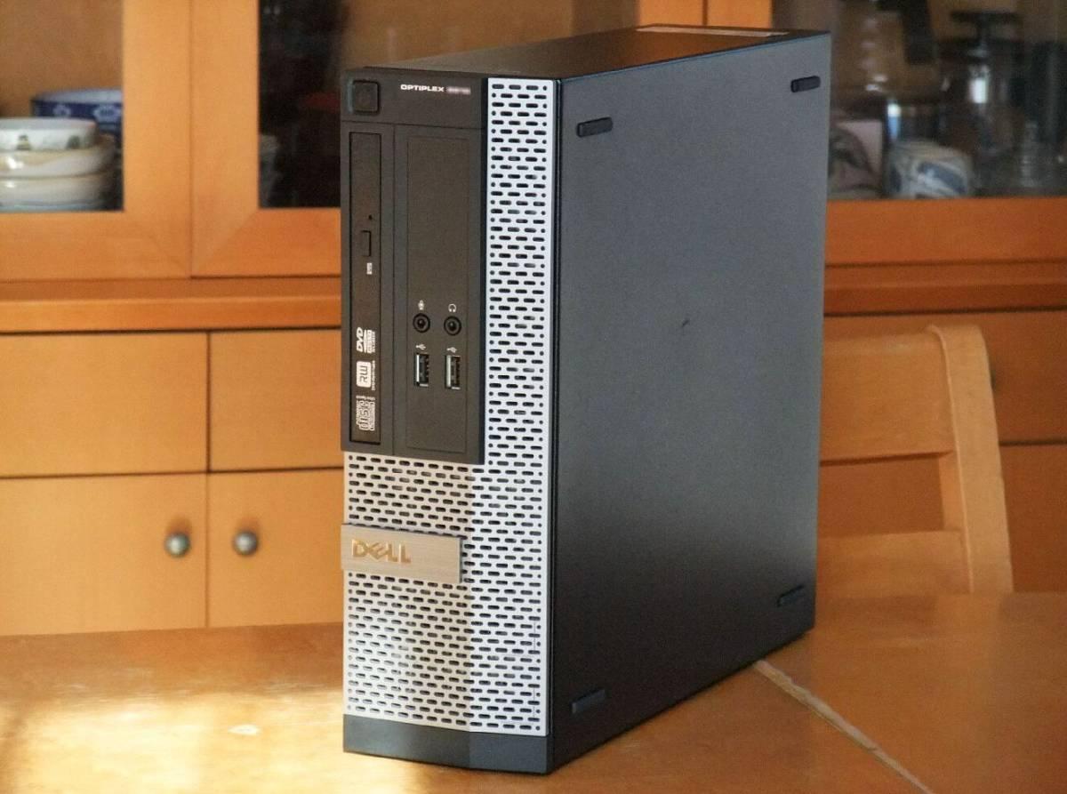 ★究極 i7-4790 4.0Gx8/新品SSD960G/HDD2TB/大容量16Gメモリ/MS Office2019/Win10/USB3.0/領収証可/税不要/optiplex3020