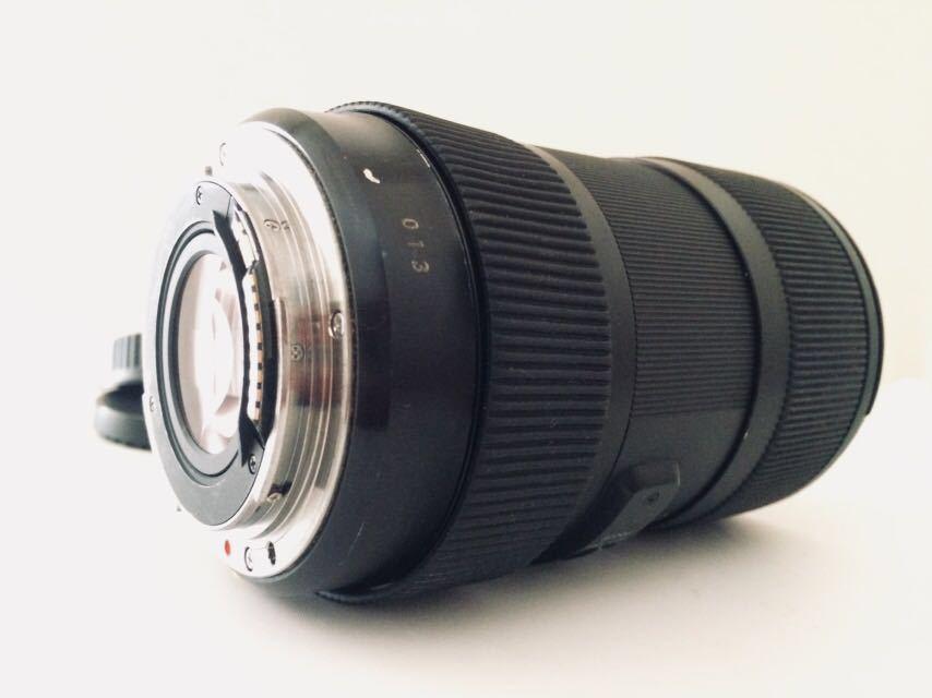 光学きれい★実用良品★SIGMA シグマ Art 18-35mm F 1.8 DC HSM Canon ★完動品★フード付き_画像3