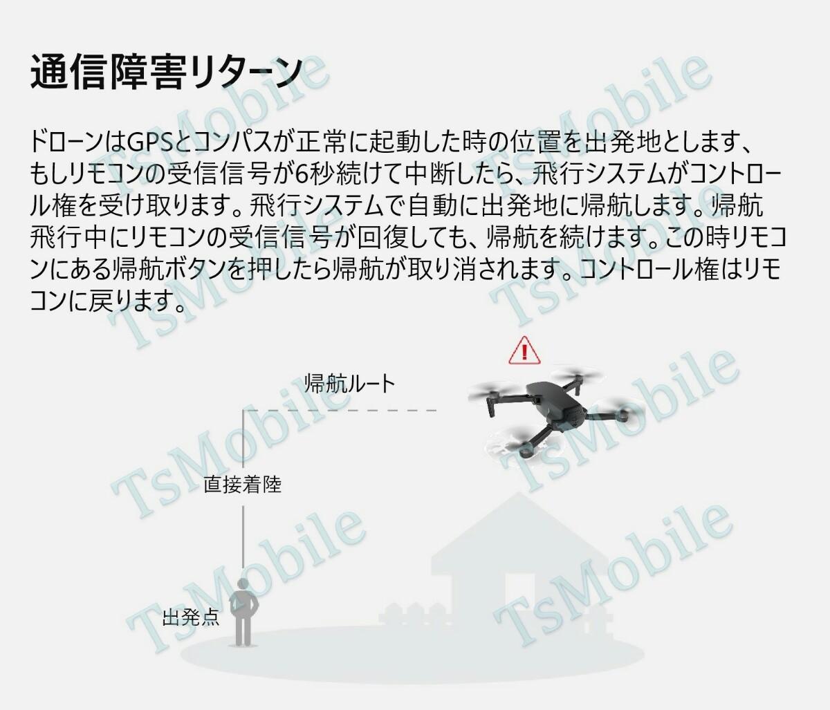 ドローン TSG108 GPS ブラシレスモーター RC 2020年最新版 5G
