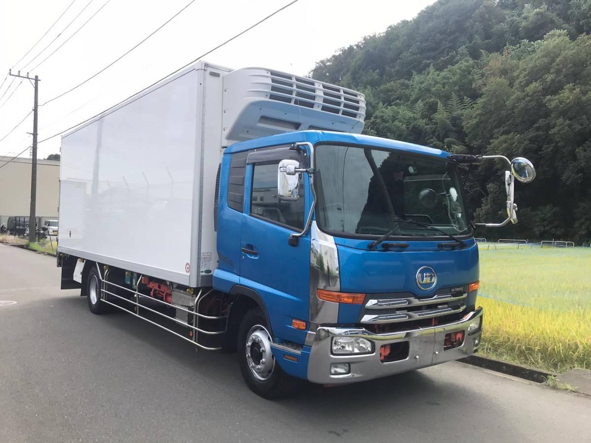 「平成27年UDコンドル増トンワイド!冷蔵冷凍車!矢野特殊!スタンバイ付!ジョルダー!」の画像2