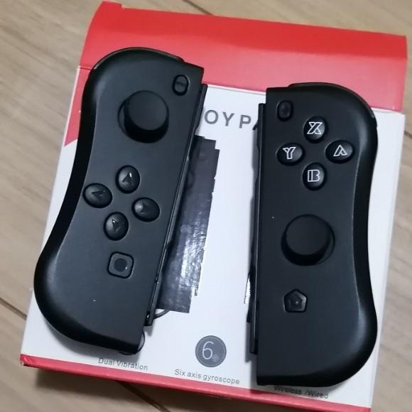 Switchスイッチ Joy-Con ジョイコン 互換品