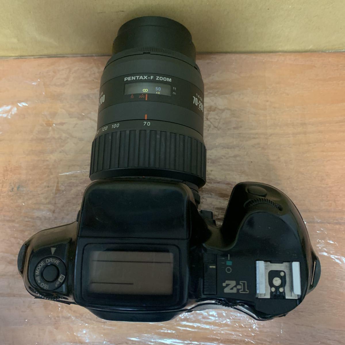 PENTAX Z - 1 ペンタックス 一眼レフカメラ フィルムカメラ 未確認 973_画像3