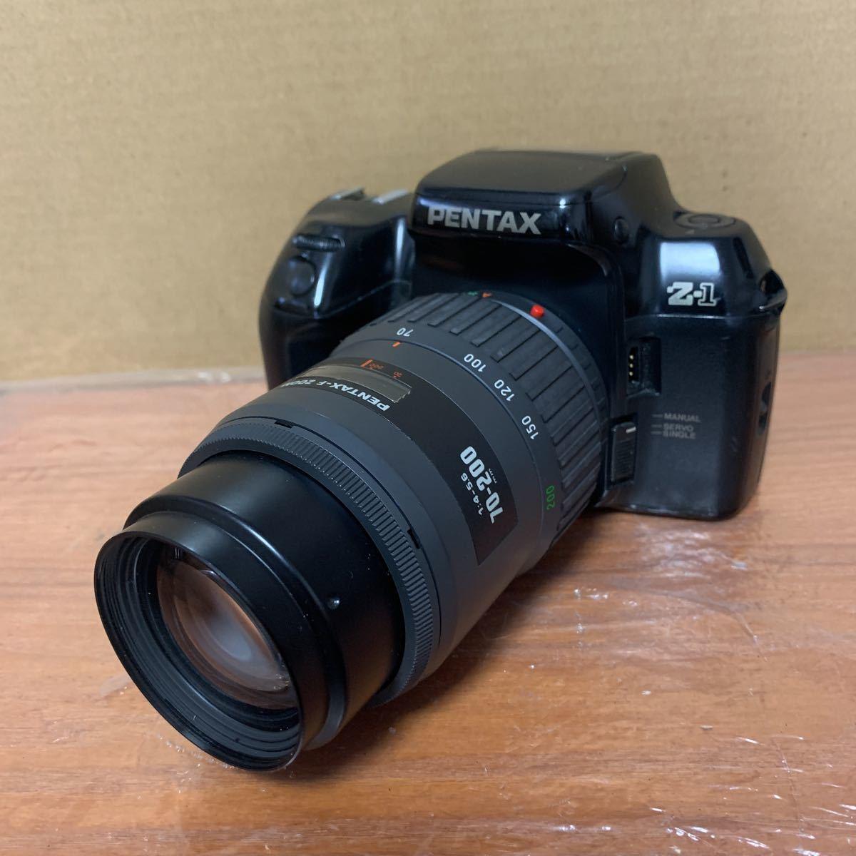 PENTAX Z - 1 ペンタックス 一眼レフカメラ フィルムカメラ 未確認 973_画像1