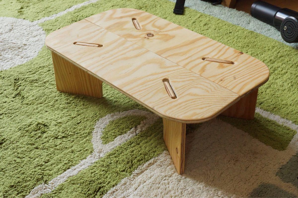 折りたたみ キャンプテーブル