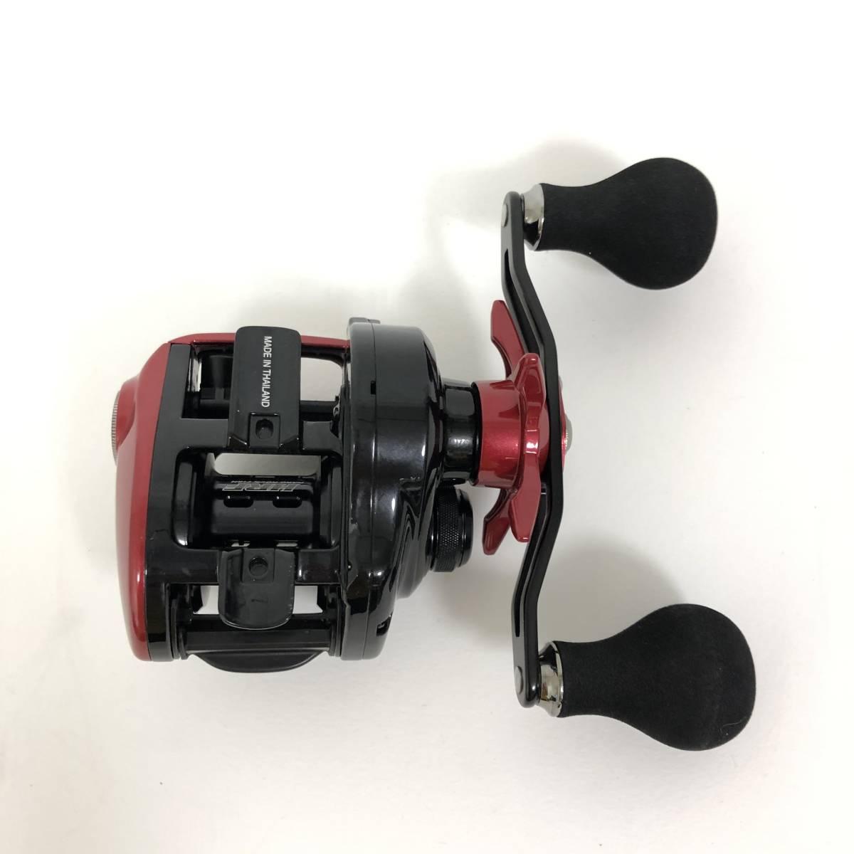 ダイワ リール HRF PEスペシャル 7.3-TW 左ハンドル ロックフィッシュ・シーバス 海釣り(N1012_4)_画像5