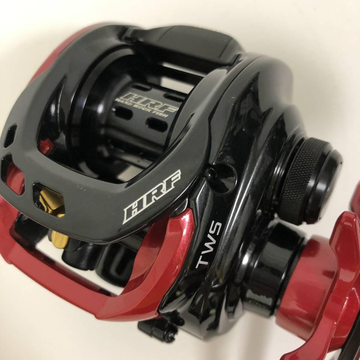 ダイワ リール HRF PEスペシャル 7.3-TW 左ハンドル ロックフィッシュ・シーバス 海釣り(N1012_4)_画像7