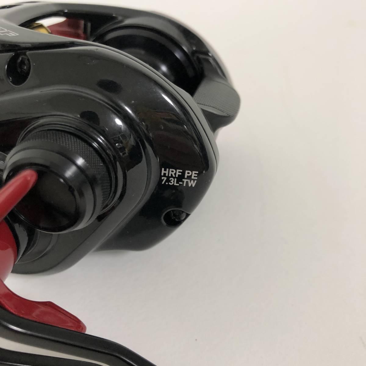 ダイワ リール HRF PEスペシャル 7.3-TW 左ハンドル ロックフィッシュ・シーバス 海釣り(N1012_4)_画像8