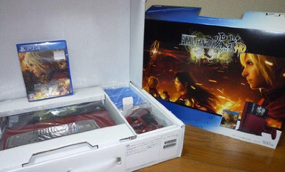 PlayStation4 FINAL FANTASY 零式