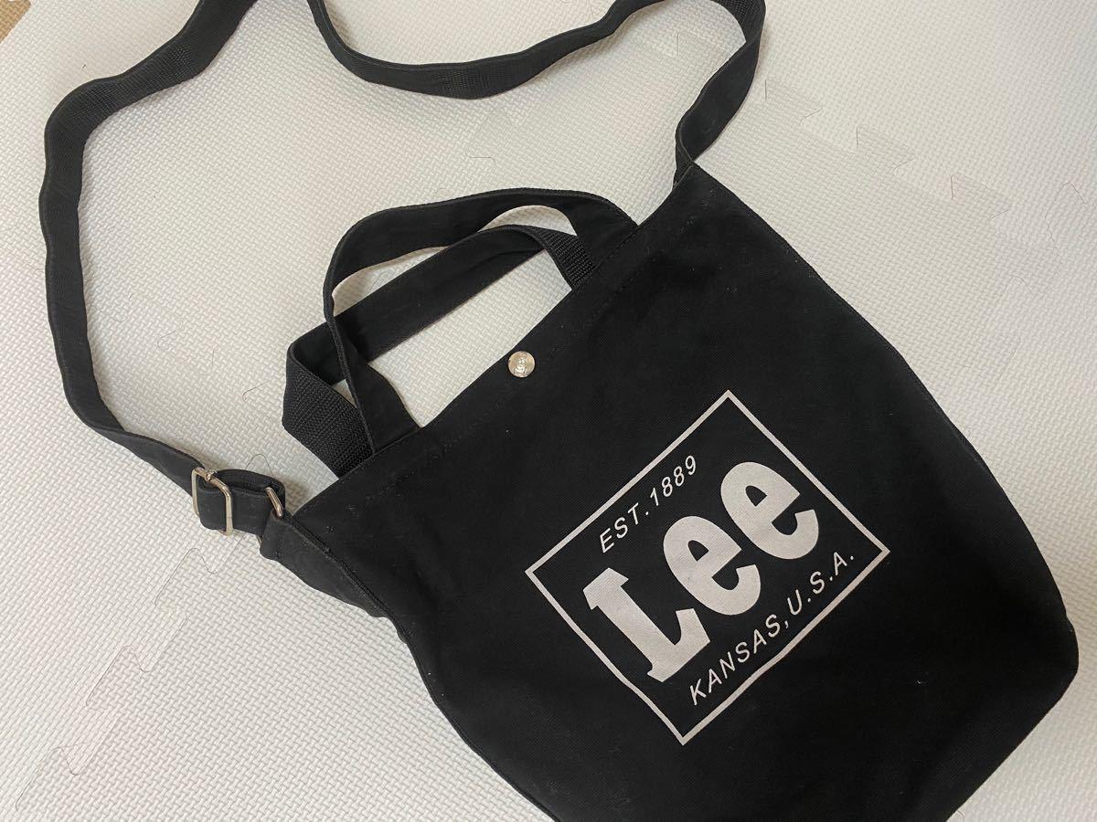 Lee トートバッグ ハンドバッグ ミニショルダーバッグ ショルダーバッグ