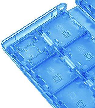 ブルー COCASES ゲームカードケース Nintendo 2DS/NEW 3DS/NEW 3DSXL/3DS/DSi/DSi_画像3