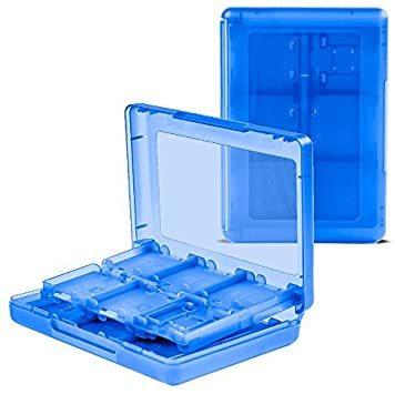ブルー COCASES ゲームカードケース Nintendo 2DS/NEW 3DS/NEW 3DSXL/3DS/DSi/DSi_画像1