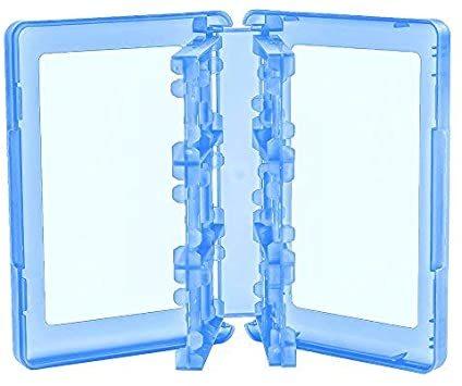 ブルー COCASES ゲームカードケース Nintendo 2DS/NEW 3DS/NEW 3DSXL/3DS/DSi/DSi_画像5