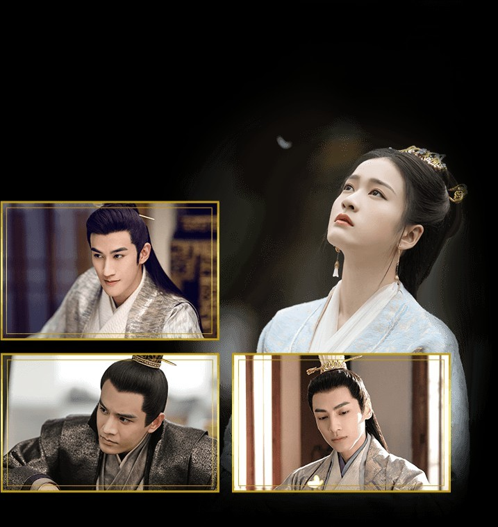 中国ドラマ 白華の姫 DVD 全話