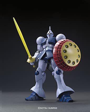 ガンプラ HGUC 197 機動戦士ガンダム ギャン 1/144スケール 色分け済みプラモデル_画像2