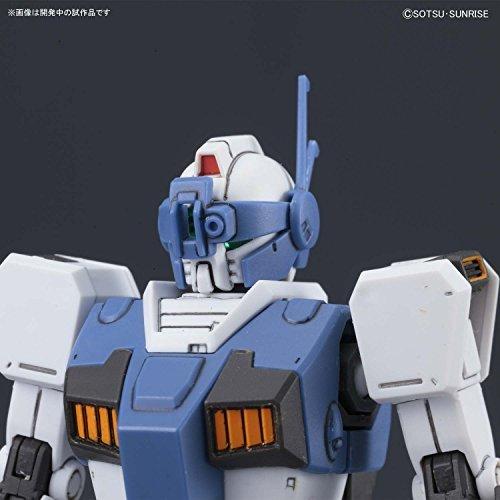 HG 機動戦士ガンダム THE ORIGIN MSD ジム・ガードカスタム 1/144スケール 色分け済みプラモデル_画像7