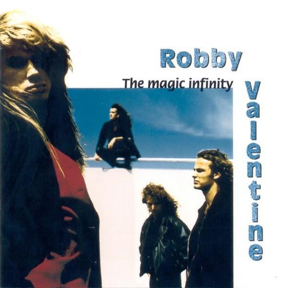 【CD】Robby Valentine / Magic Infinity