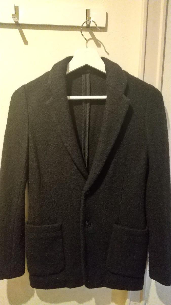 テーラードジャケット 黒 レディース