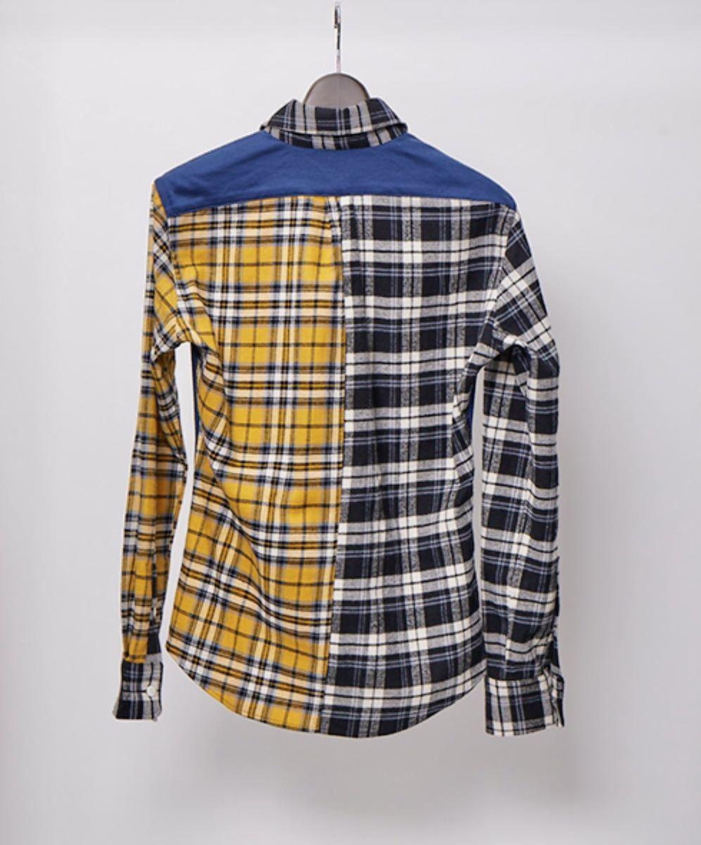 ダボロ シャツ ネルシャツ daboro チェック柄 AKM チェックシャツ 長袖シャツ
