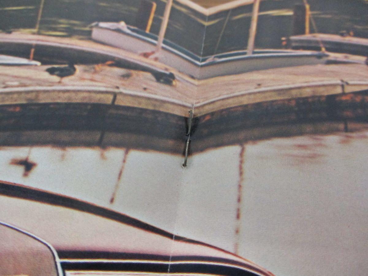 ●01)【セール】1978 CHEVY MONZA/Take the wheel,have some fun/Chevrolet/シボレー/シェビーモンツァ/自動車/カタログ/パンフレット_画像3